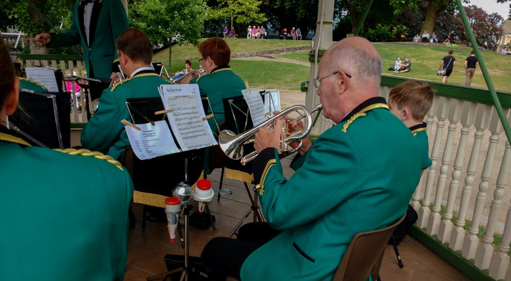 Woking Bandstand – 23rd June 2018