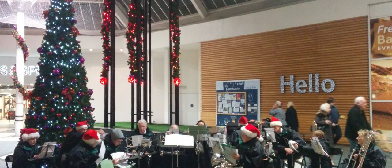 Carolling at The Meadows – 8th December 2017