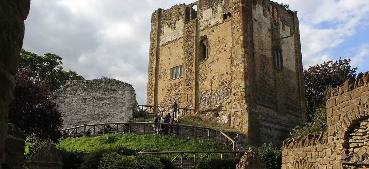 Guildford Castle – 21st May 2017